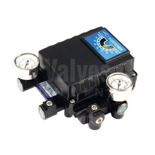 3 - 15psi Pneumatic Positioner