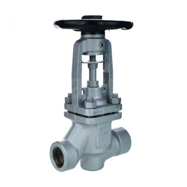 ARI FABA Plus Screwed Stop Valve for Steam - Bellows Sealed