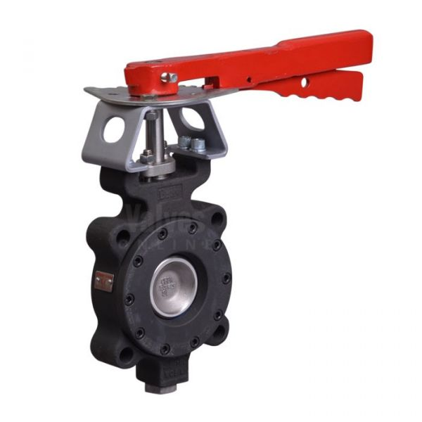 Bray Butterfly Valve Series 41 Lugged ANSI 150 High Temperature