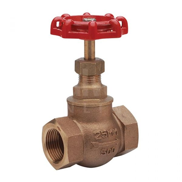 Bronze Regulating Disc Globe Valve Screwed