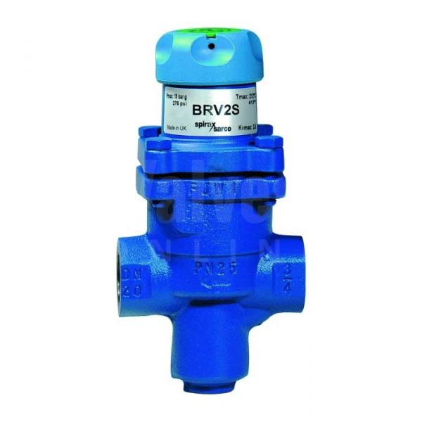 Spirax Sarco BRV2S Pressure Reducing Valve Direct-Acting