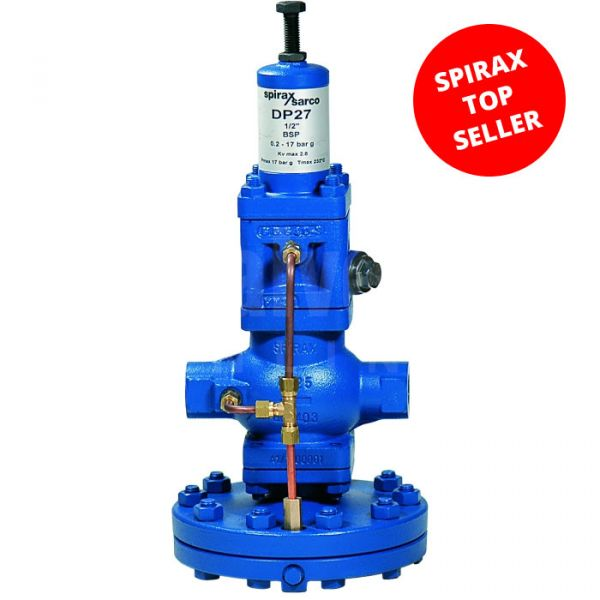 Spirax Sarco DP27 Pressure Reducing Valve