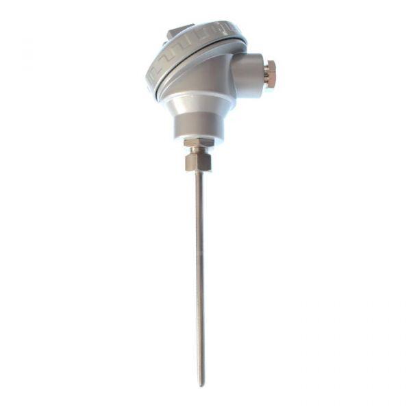 Temperature Probe PT100 with Diecast Head