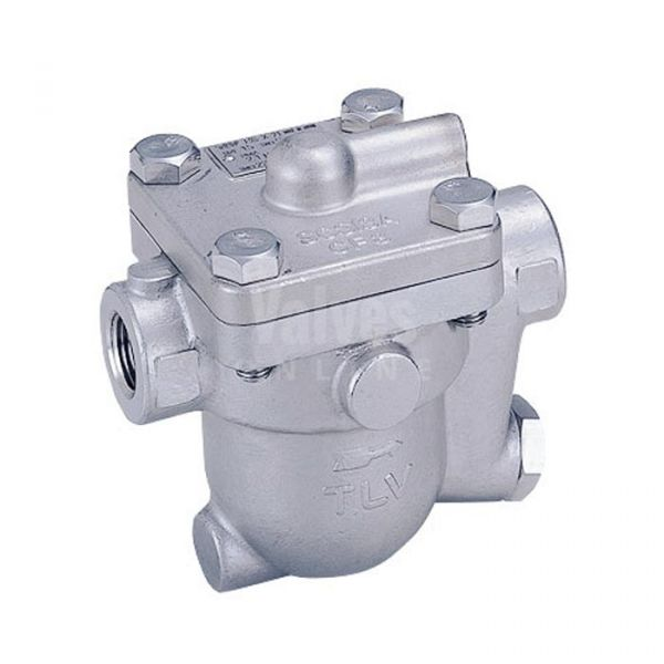 TLV JF5SX Flanged Stainless Steel Free Float Steam Trap