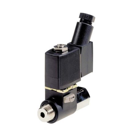 Burkert Pilot Solenoid for Piston Valves