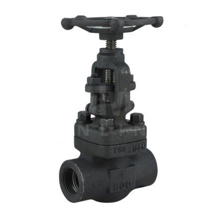 Class 800 Forged Carbon Steel Globe Valve with Bolted Bonnet