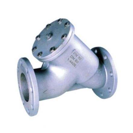 Stainless Steel Y Type Strainer Flanged