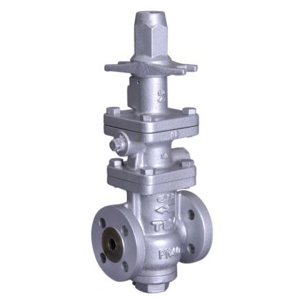 TLV COSR Screwed BSP Cast Iron Pressure Reducing Valve