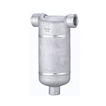 TLV DC7 Screwed Stainless Steel Cyclone Separator for Steam