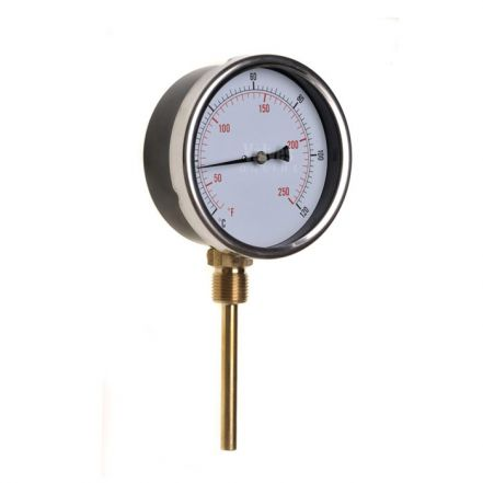 HVAC Temperature Gauge