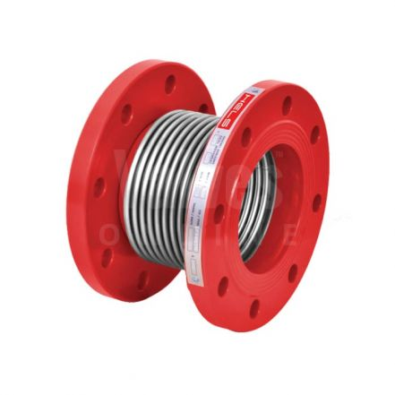 Flanged PN16 High Temperature Expansion Joint
