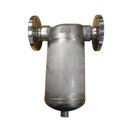 TLV DC7 Flanged Stainless Steel Cyclone Separator for Steam