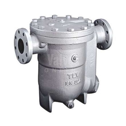 TLV J8X Flanged Free Float Steam Trap