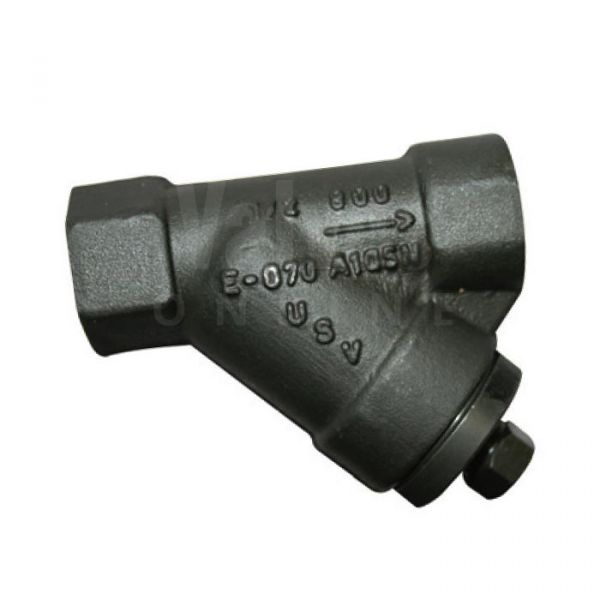 Class 800 Forged Steel Y Type Strainer