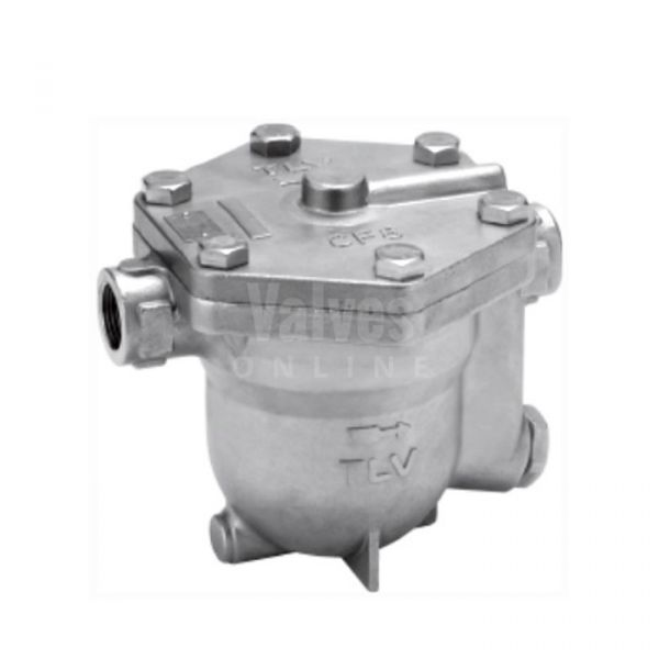 TLV J6SX Screwed Stainless Steel Free Float Steam Trap