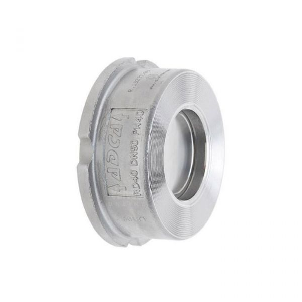 High Temperature Check Valve Wafer Pattern