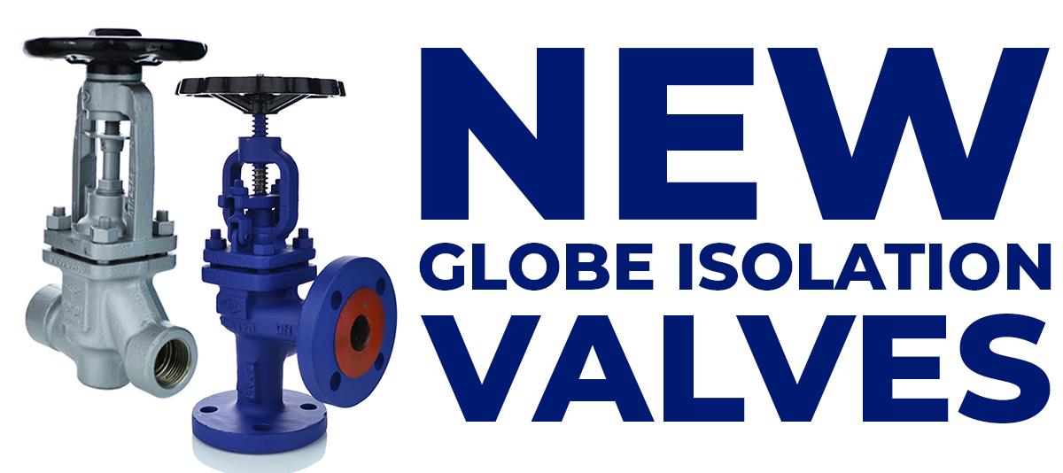 New ARI Globe Valves for Steam Applications