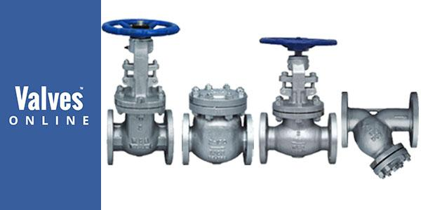 NEW RANGE of ANSI 150 & 300 VALVES