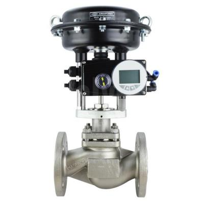 AIR OPERATED CONTROL VALVES