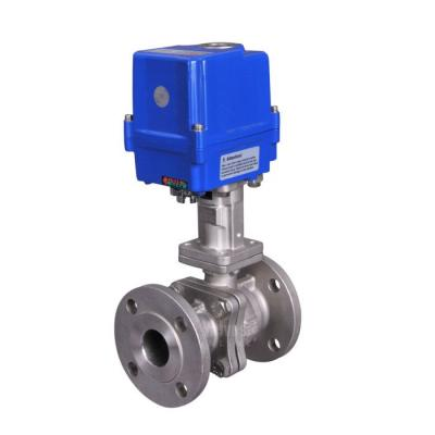 STEAM ELECTRIC ACTUATED VALVES