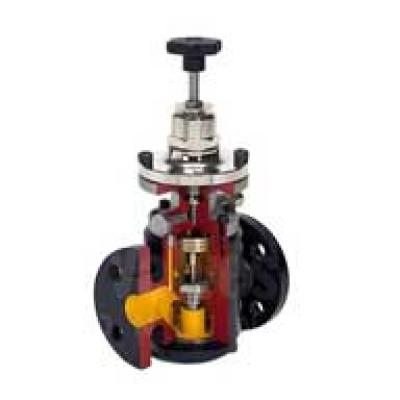 EXTERNAL PILOT OPERATED PRESSURE REDUCING VALVES