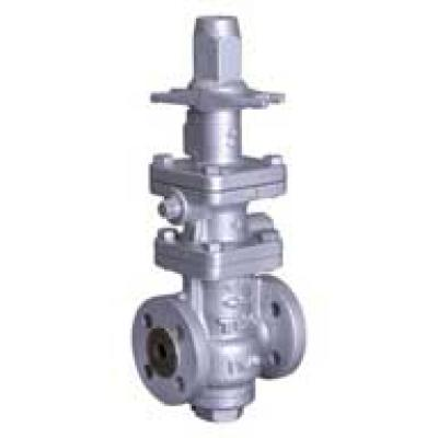 PILOT OPERATED PRESSURE REDUCING VALVES WITHOUT TRAP STRAINER SEPARATOR