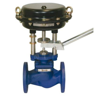 STEAM PNEUMATIC ACTUATED VALVES