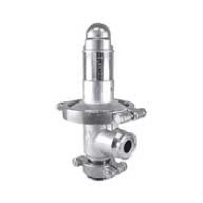 CLEAN STEAM PRESSURE REDUCING VALVES
