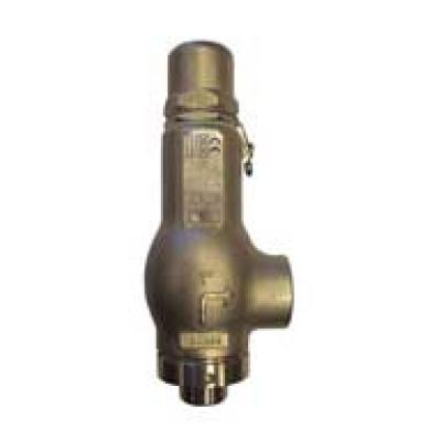 SCREWED SAFETY RELIEF VALVES