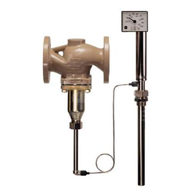SELF ACTING TEMPERATURE CONTROL VALVES
