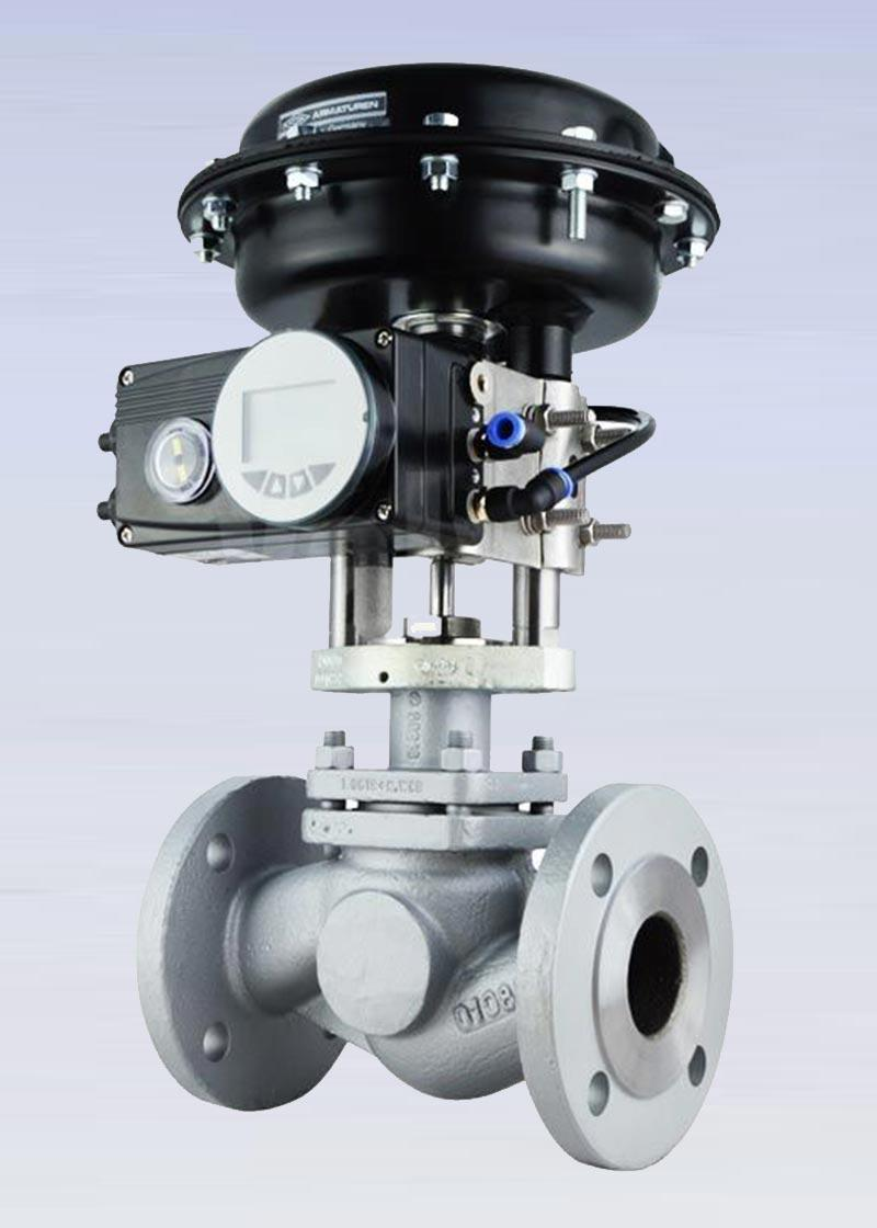 STEAM CONTROL VALVES