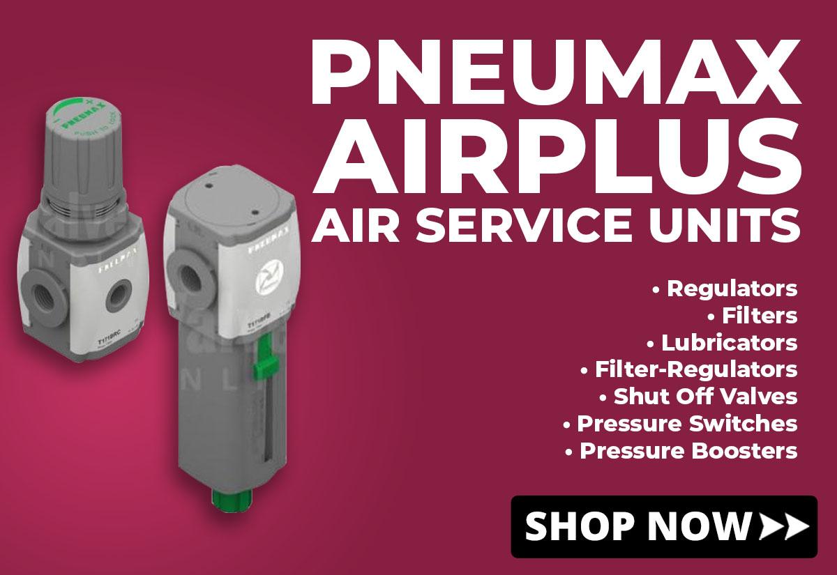 Pneumax Airplus units