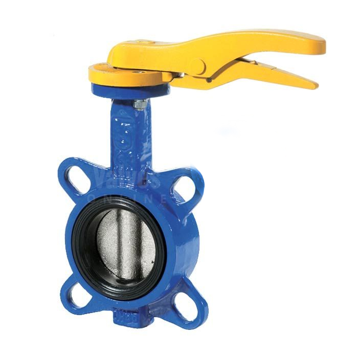 Wafer Pattern Butterfly Valve