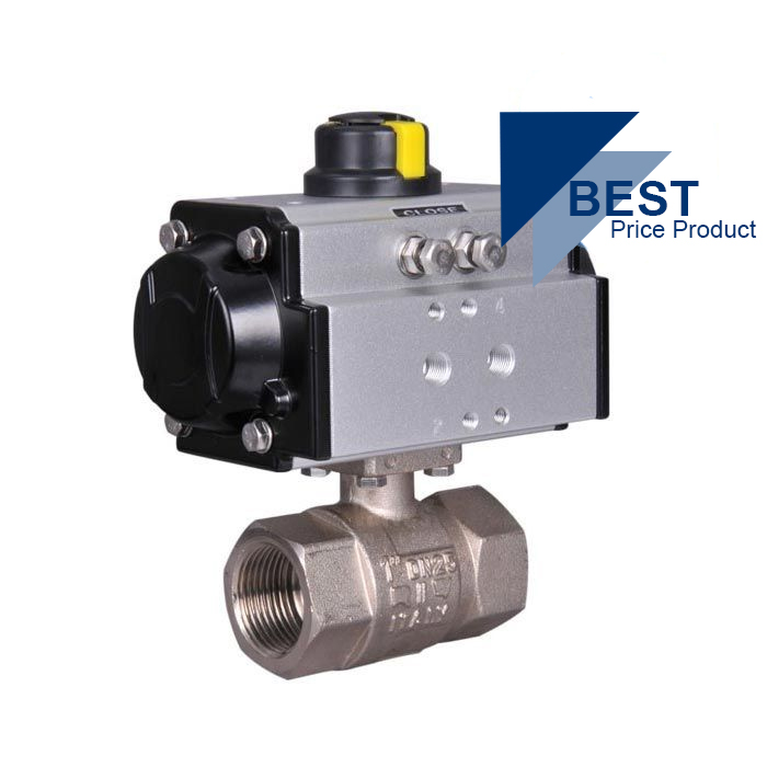 Actuated Ball Valves