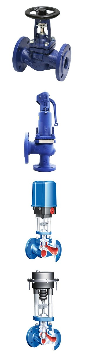 ARI-Armaturen Valves