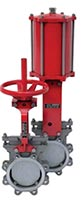 Bray Series 940 Knife Gate Valves