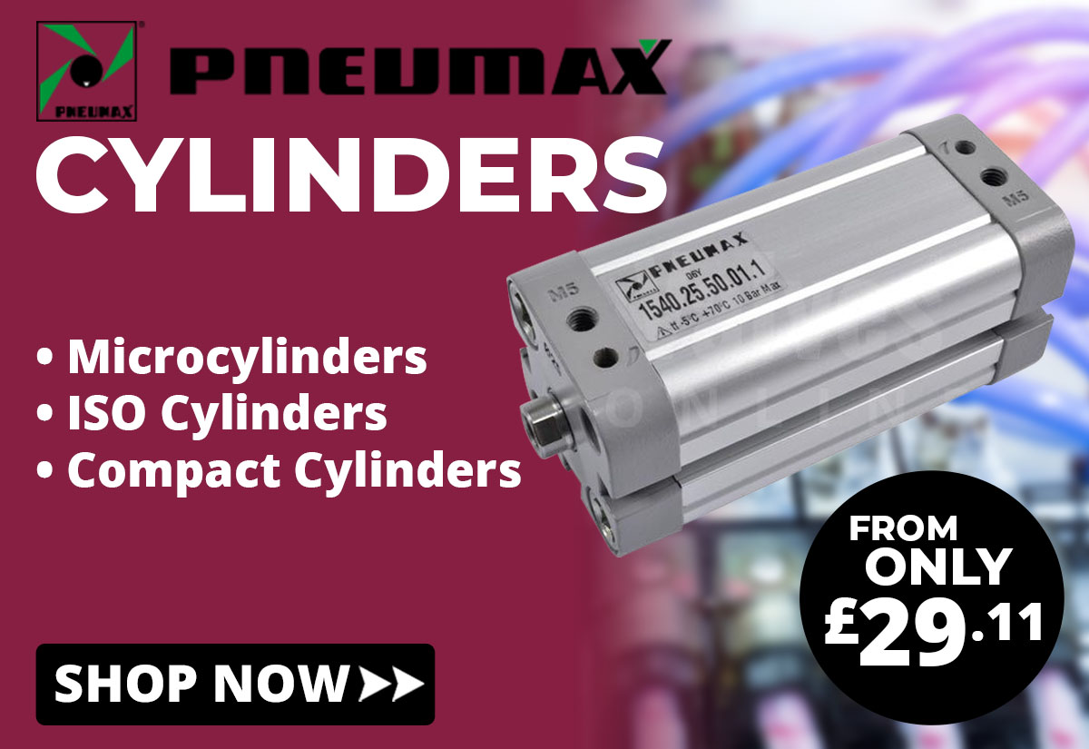 shop Pneumax cylinders