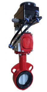 Butterfly Control Valve